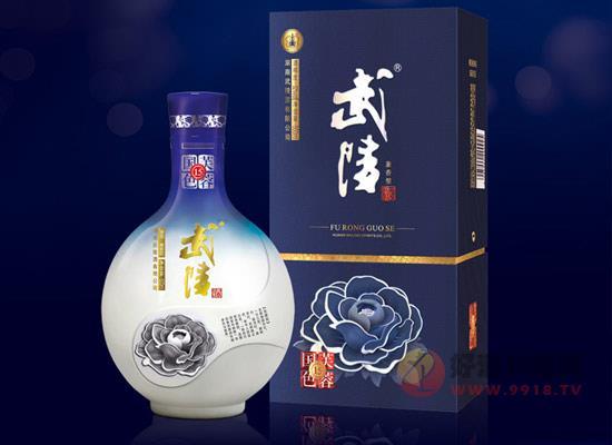 武陵芙蓉国色15年白酒口感如何,15年的窖藏与众不凡