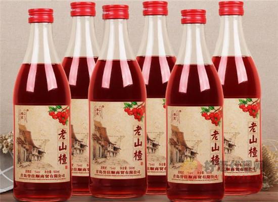 誉宾老山楂酒价格,老山楂酒整箱多少钱