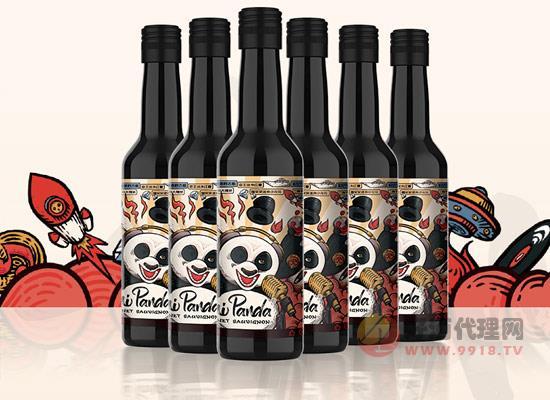 張裕葡萄酒怎么樣,熊貓菲尼潘達半干紅葡萄酒多少錢