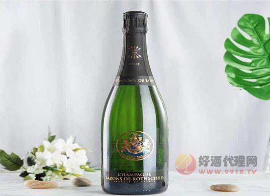 羅斯柴爾德香檳多少錢一瓶,市場零售價介紹