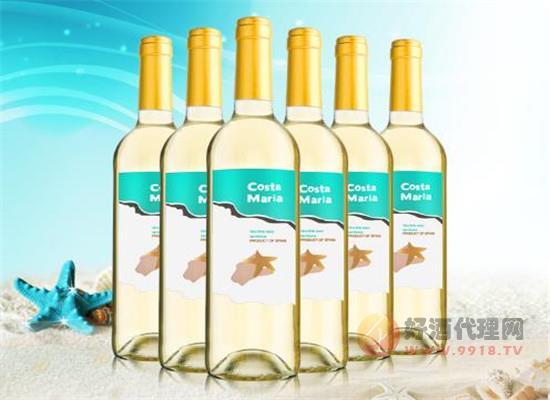 瑪利亞海之情半甜白葡萄酒價格,一瓶的多少錢