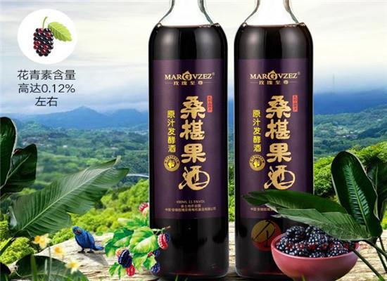 玫瑰至尊桑葚水果酒价格是多少,一瓶多少钱