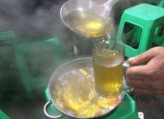 啤酒能用熱水燙熱喝嗎,啤酒加熱方法