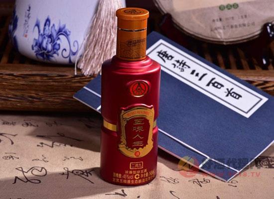 火锅店小瓶白酒品牌,这两款小酒与火锅更配哦