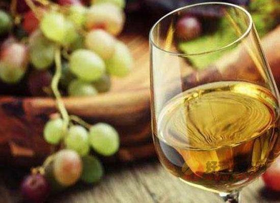 旭金副牌甜白葡萄酒,身份不俗,出身名家!