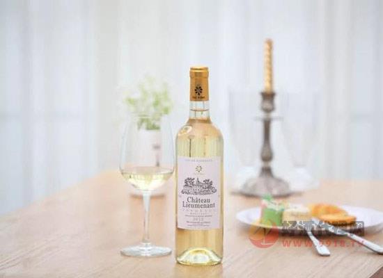 甜白葡萄酒有什么特色,入门级酒迷应该怎么选