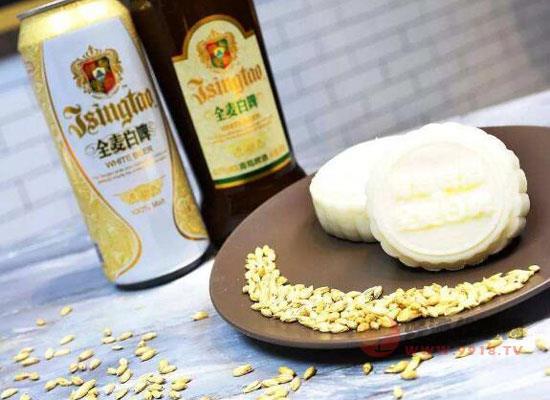 青岛全麦白啤好喝吗,白啤口感特点介绍