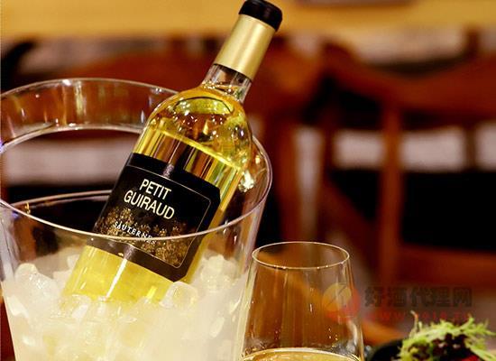 拉菲丽丝贵腐甜白葡萄酒的优势有哪些,真材实料看的到