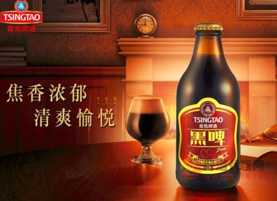 青岛枣味黑啤好喝吗,啤酒加枣是种怎样的体验