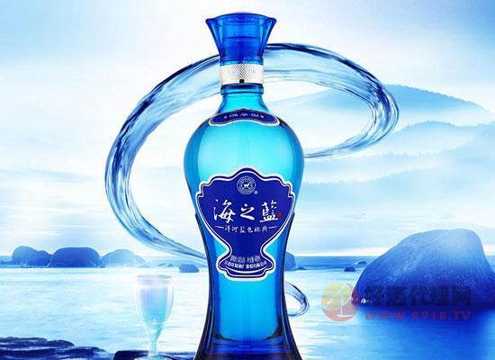 海之蓝和洋河陈酿哪个好,42度洋河口感对比