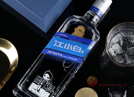 江小白酒好喝嗎,金獎青春版40度喝起來口感如何