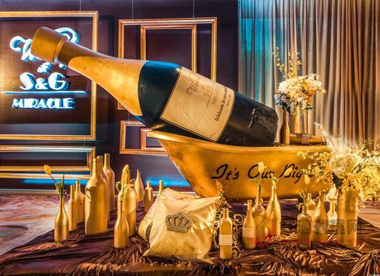 香檳酒標上的字母是什么意思,常見的生產商術語有哪些
