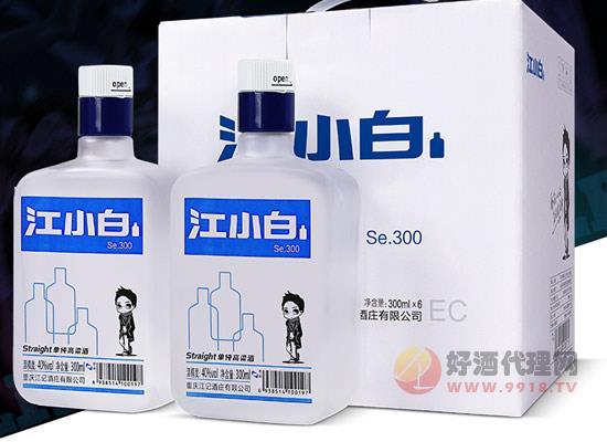 江小白300ml多少钱,40度小曲白酒价格介绍