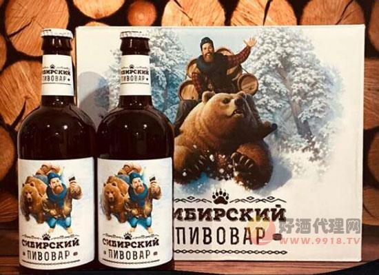 俄羅斯三兄弟啤酒好喝嗎,一起挑戰戰斗民族的啤酒!