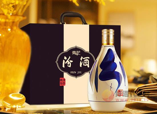 青花瓷汾酒怎么樣,汾酒之美,匠心而做