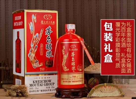 茅台醇浓香型白酒价格,52度茅台醇礼盒价位