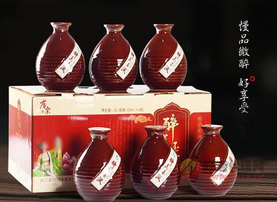 绍兴唐宋秋韵黄酒好喝吗,手工黄酒,传统滋味
