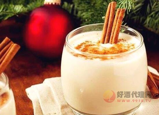 蛋酒适合圣诞饮用吗,为什么它被成为圣诞节的传统礼品