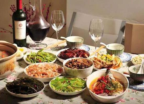 冬季养生,葡萄酒怎么搭配美食