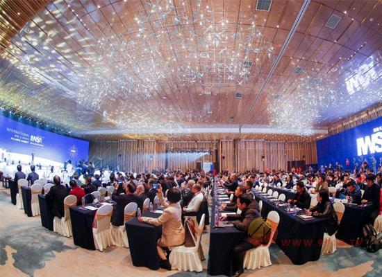 2019國際名酒聯盟高層峰會在宜賓舉行