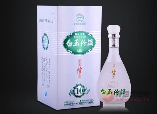 杏花村酒喝起來怎么樣,味道如何