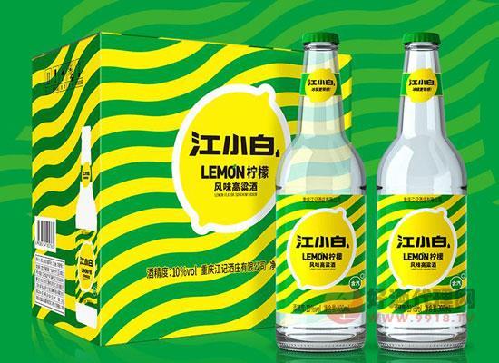 江小白300ml是几两,雪碧柠檬味好喝吗