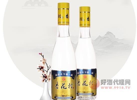 光瓶杏花村酒市場如何,代理優勢有哪些