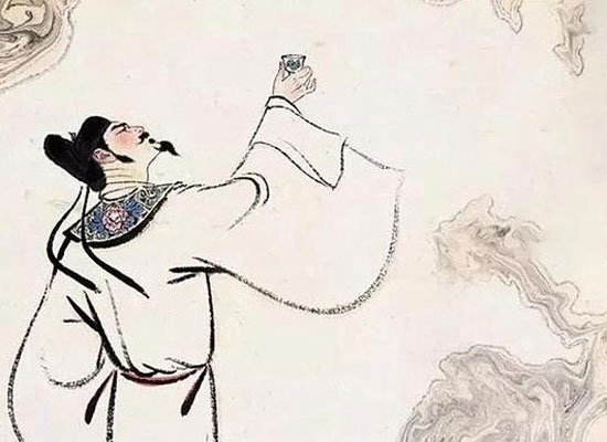 《慶余年》范閑醉酒吟詩,古代詩人為何都喜歡飲酒