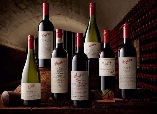 奔富葡萄酒銷量最好是哪些,有什么特點