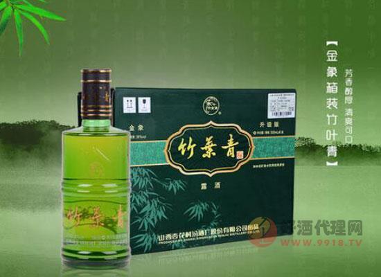 竹葉青酒為啥受歡迎,釀酒配方有什么不同之處