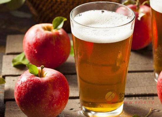 冬天泡什么水果酒好,苹果酒有哪些功效与作用