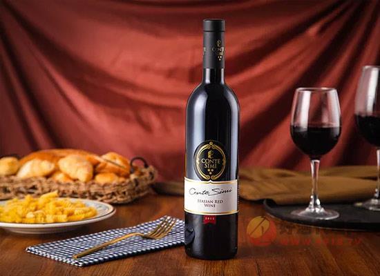 进口红酒都有中文背标吗,中英文背标意义是否一致