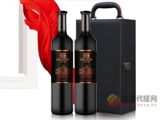 张裕葡萄酒怎么样,第九代解百纳适合春节送礼吗