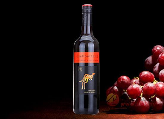 黃尾袋鼠梅洛西拉紅葡萄酒750ml多少錢一箱