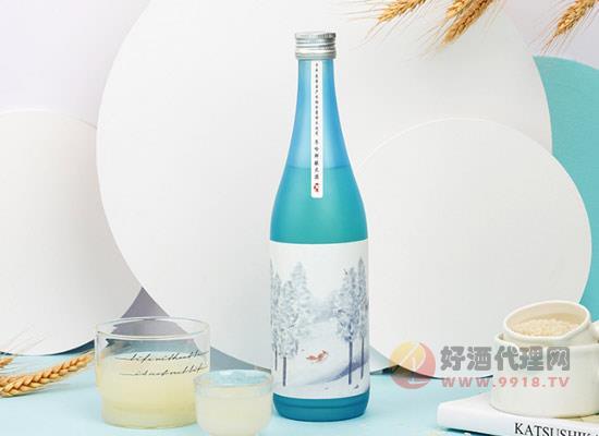 四月清冬吟米酒怎么樣,純粹、美味、值得暢飲