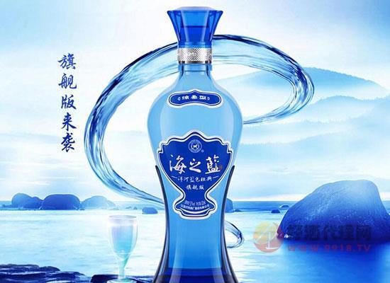 52度海之藍酒多少錢,海之藍52度整箱價格
