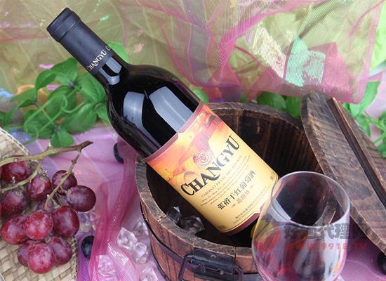 張裕百年干紅葡萄酒價格怎么樣,一箱多少錢