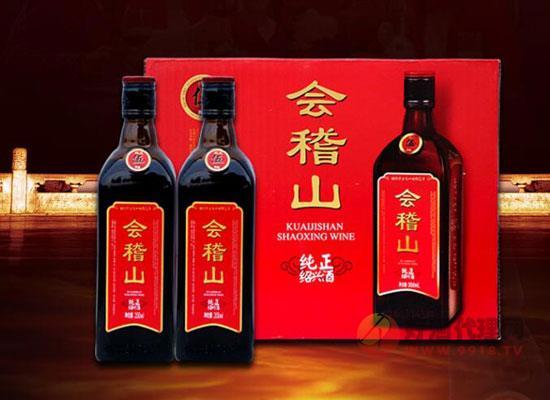 会稽山五年多少钱,会稽山黄酒5年陈350ml价格表