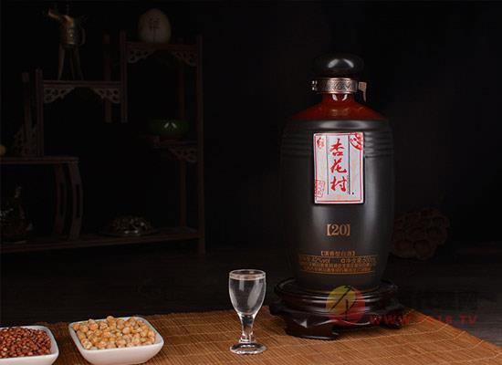 42度的杏花村酒多少錢一瓶,性價比高嗎