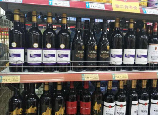 葡萄酒在KA賣場如何提升銷量