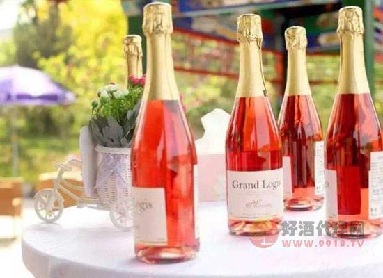 什么是蜜桃紅葡萄酒,此酒的特點有哪些