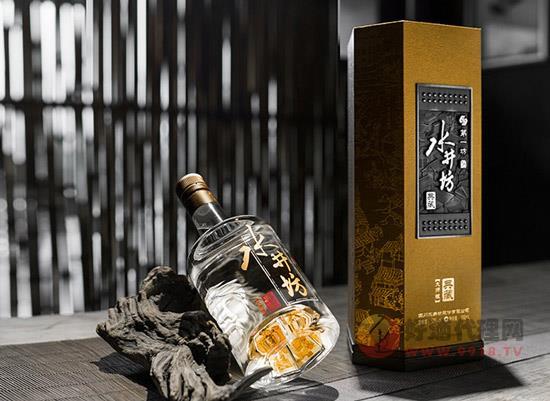 水井坊酒屬于什么香型,為什么那么貴