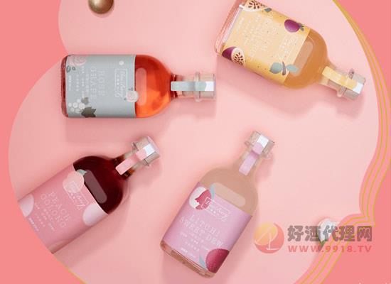 貝瑞甜心純發酵水果酒怎么樣,女性的專屬酒水