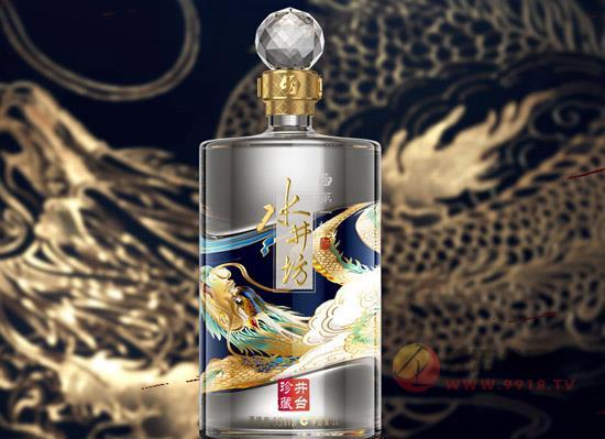 水井坊龍版,井臺珍藏1000ml龍鳳酒有收藏價值嗎