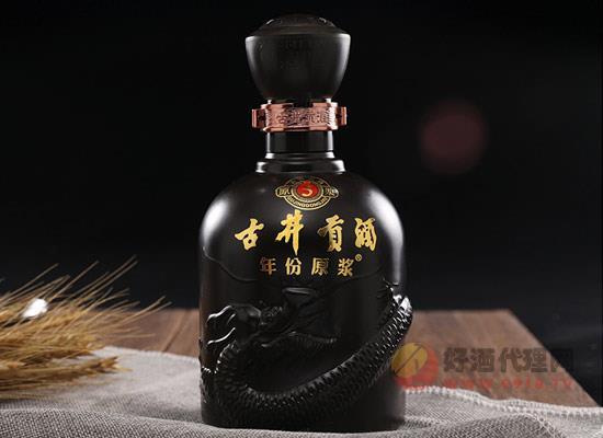 古井貢酒50度年份原漿酒怎么樣,喝起來好喝嗎