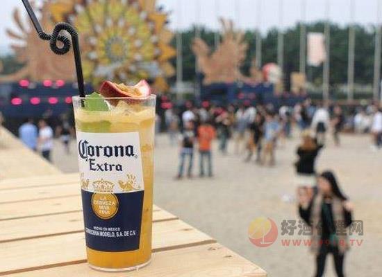科羅娜雞尾酒怎么調,教你調制啤酒雞尾酒