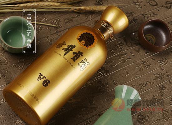古井貢v6多少錢一瓶,價格怎么樣