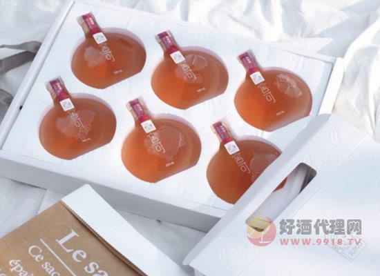 窖可果酒怎么樣,一款專為女性朋友量身制作的佳釀