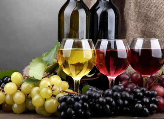 河南商丘十大特產之一--民權葡萄酒