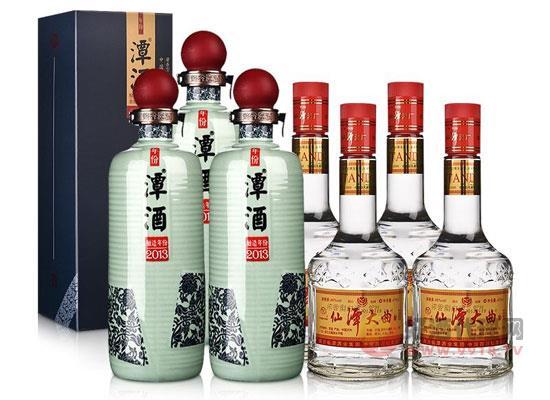 醬香型白酒潭酒是哪產的?